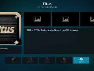 Titus Addon Guide - Kodi Reviews