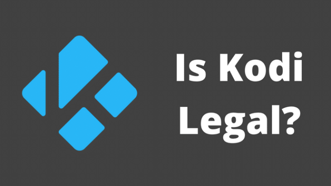 Is Kodi Legal and Safe to Use? (There's a Catch)