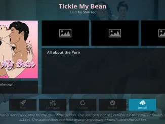 Tickle My Bean Addon Guide