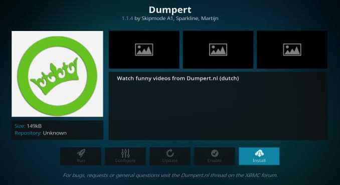 Dumpert Addon Guide - Kodi Reviews