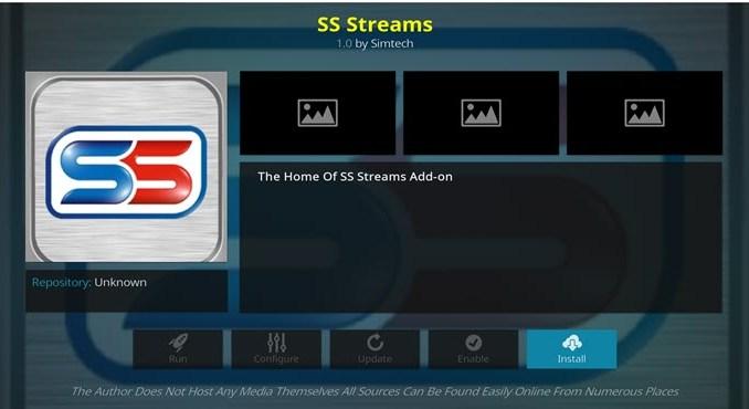 SS Streams Addon Guide - Kodi Reviews