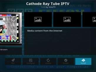 Cathode Ray Tube IPTV Addon Guide