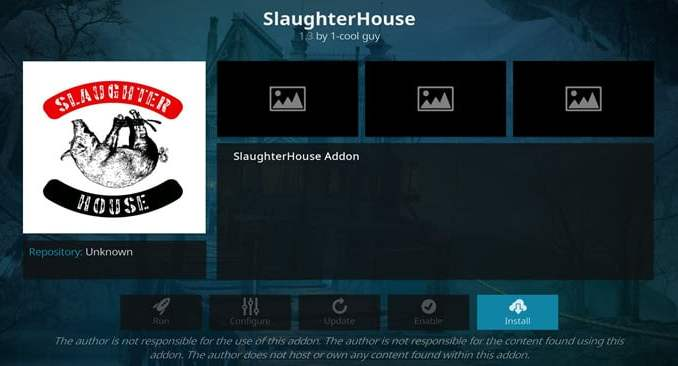 SlaughterHouse Addon Guide - Kodi Reviews
