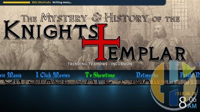 Templarios Build 1
