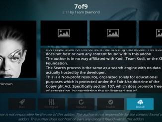 7of9 Addon Guide - Kodi Reviews