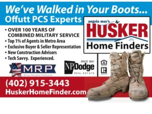 Hire The Husker Home Finder Team For Your next Military Move