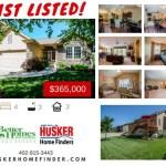 10017 Olive St LaVista Husker Home Finder Just Listed