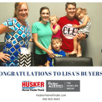 SOLD! Husker Home Finder Team