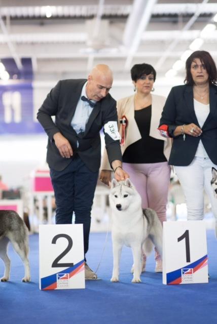 Trisha Championnat de France 2018