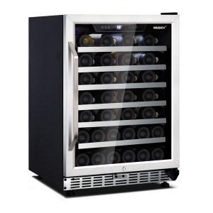 HUS-ZY6-S-SS-52 Husky Wine Cooler