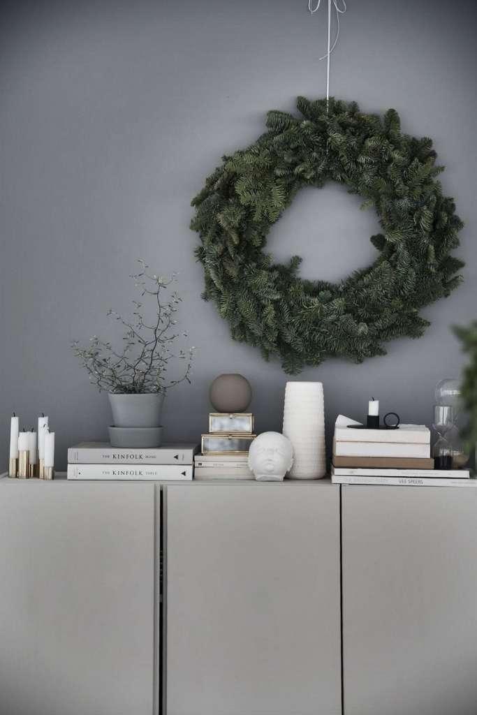 Ivar från IKEA målad ton i ton i grått – Husligheter