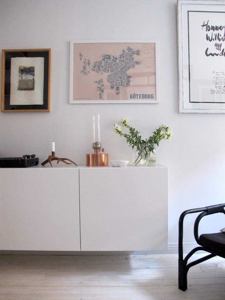 4 Satt Att Fuska Fram Platsbyggd Kansla Med Ikea Skap