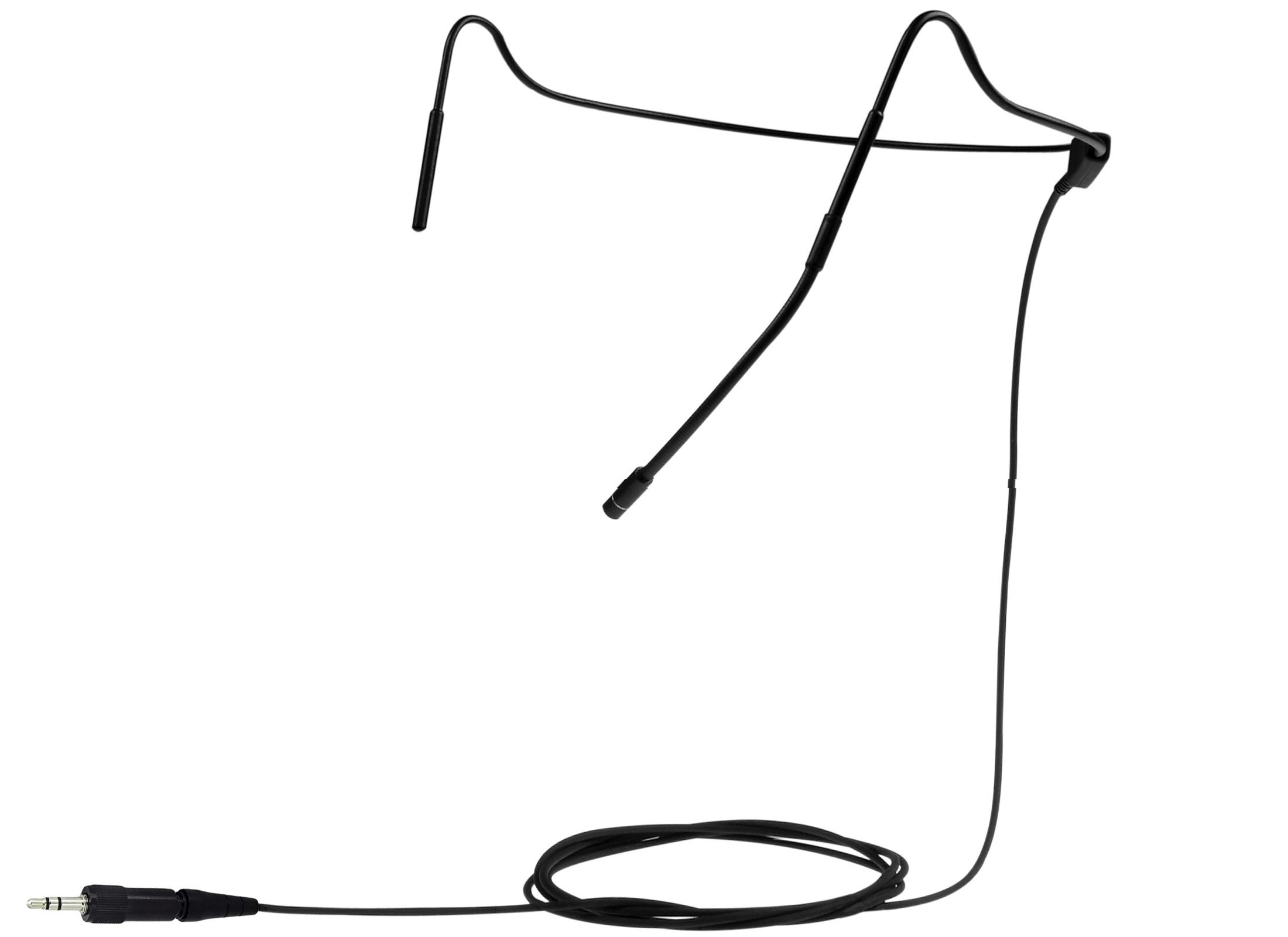 Sennheiser Hs 2 Ew Headset Schwarz Bei Huss Licht Amp Ton