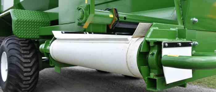 Largest Drive Roller On The Market