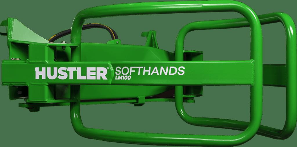 Softhands LM100 Round Bale Handler
