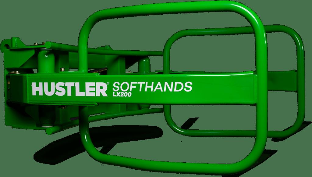 Hustler Softhands LX200