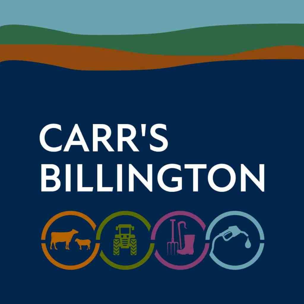 Carr's Billington Logo