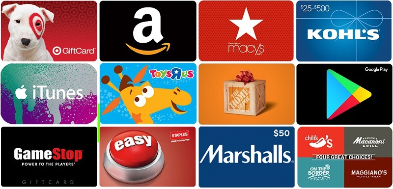 Best Gift Card Promotions Deals Offers And Codes