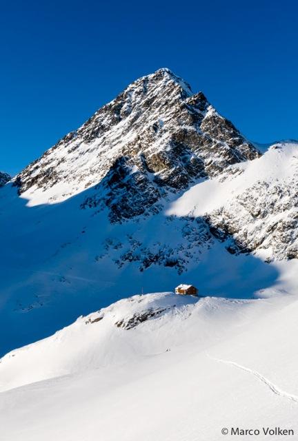 Jenatsch Hut, Swiss Alpine Club, hut2hut