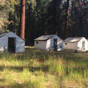 Yosemite Camper Cabins