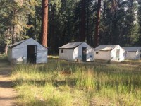 Yosemite Camp Cabins