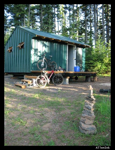 Cascade Huts
