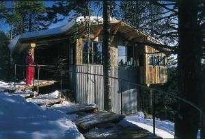 Fabi Hut, 10th Mountain Division Huts, hut2hut
