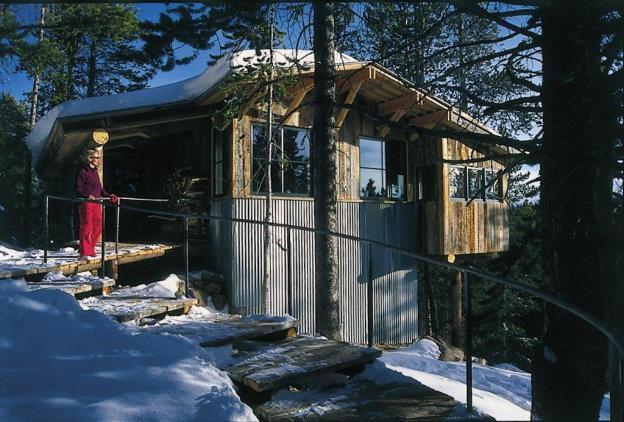 Fabi Hut, 10th Mountain Division Huts, hut2hut