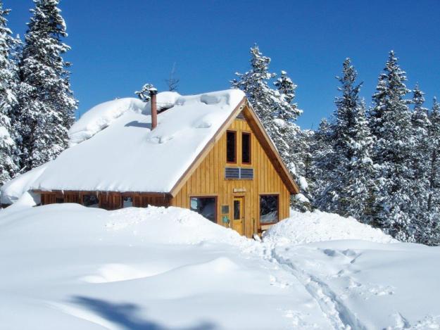 McNamara Hut, 10th Mountain Division Huts, hut2hut