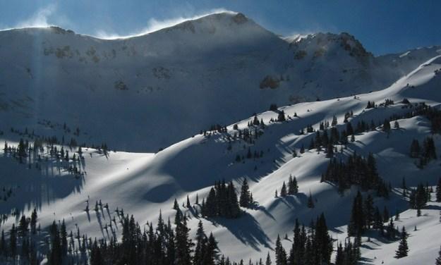 Winter Wind, OPUS Huts, hut2hut