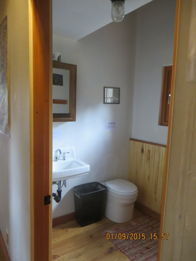 Bathroom, OPUS Huts, hut2hut