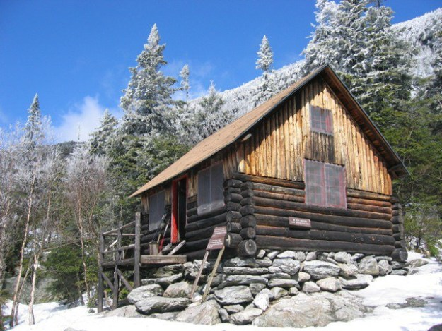 Butler Lodge, Green Mountain Club Shelters, hut2hut