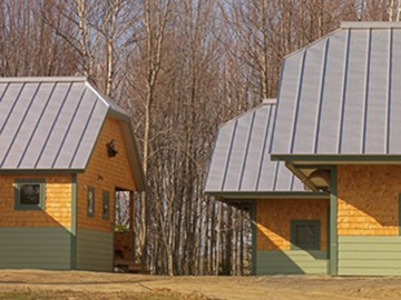 Bunk Houses, Maine Huts & Trails, hut2hut