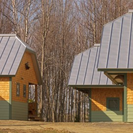 Bunk Houses, Maine Huts and Trails, Hut2hut operational profile