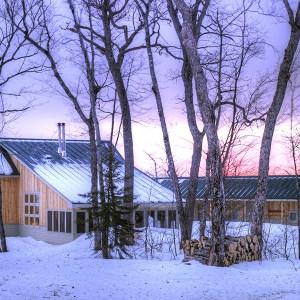 Stratton Brook Hut, Maine Huts and Trails, Operational Profile hut2hut