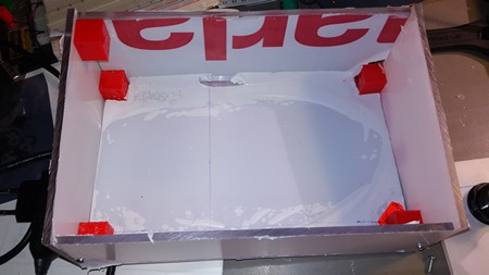 3D-tulostetut kulmapalat