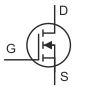 N-tyypin MOSFET-transistori