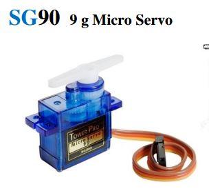 SG90 mikroservo