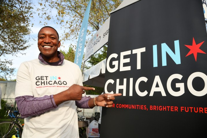 JPMorgan Corporate Challenge/Get in Chicago