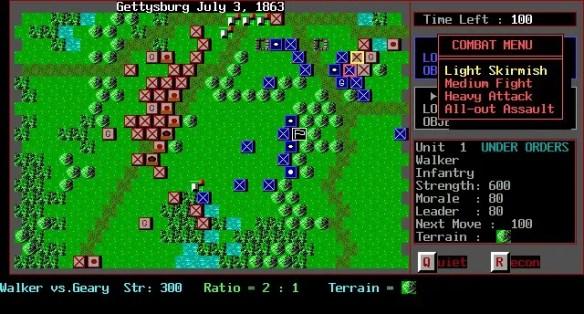 Civil War Battleset Screenshot