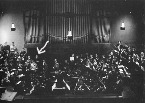 IG-koor 1960-61