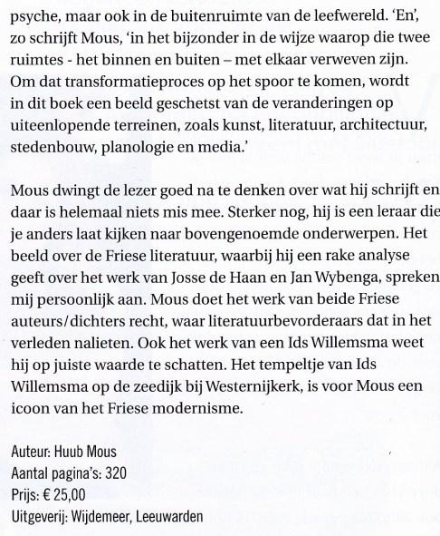 Recensie Friesland Post(1) kopieq