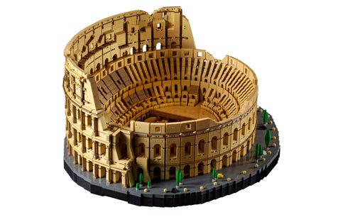 Lego huren Colosseum