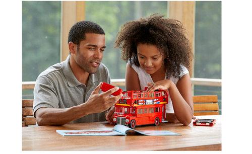 Lego huren Londensebus
