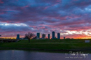 Fort Worth Skyline - Fort Worth, TX