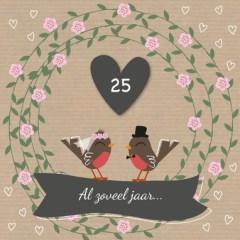 Christelijke huwelijkswensen jubileum