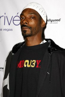 "Snoop Dogg - ""We Rock Hip Hop Monday's"""