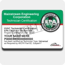 How To Pass The Epa 608 Certification Exam Test Hvac How To