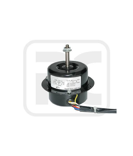 exhaust fan motor for variable air