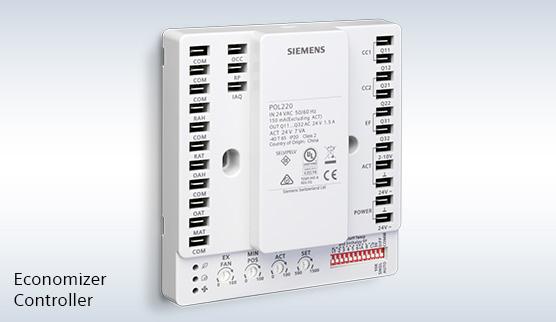 Siemens Economizer Controller POL220